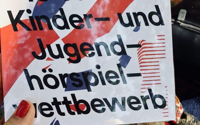 1. Platz beim Hörspielsommer Leipzig für