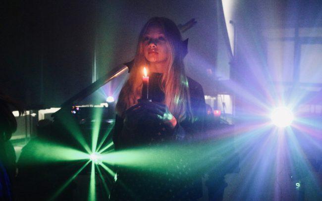 Gruselige Halloween Musikparodiein Bonn