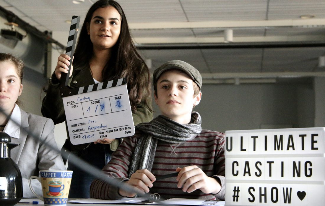 Castingshow, Action-Movie- Workshop in Krefeld